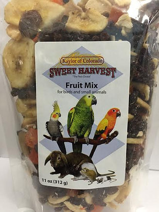 Sweet Harvest Fruit Mix 11oz