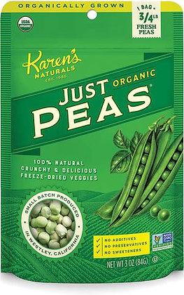 Just Peas 3.5oz