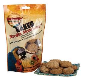 Birdie Munchies Tropi-Fruit Medley 4oz