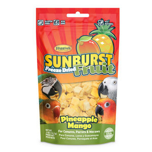 Pineapple Mango Freeze Dried Fruit