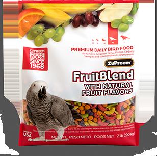 Zupreem Fruitblend Medium/Large