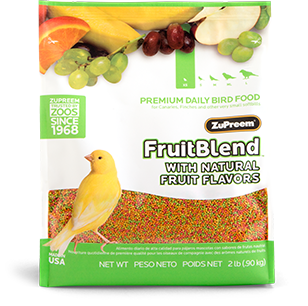 Zupreem Fruitblend XS 2lb