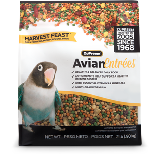Harvest Feast Small Birds 2lbs