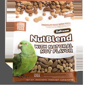 Zupreem NutBlend