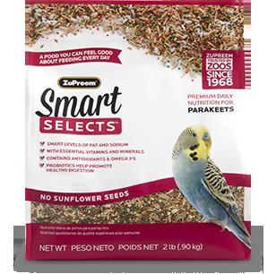 Smart Selects Parakeet 2lbs