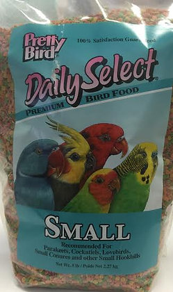 Pretty Bird Daily Select Small 5lb