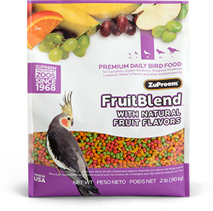 Zupreem Fruitblend Medium