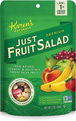 Just Fruit Salad 2oz