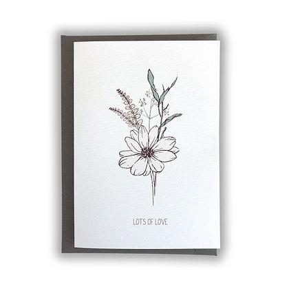 Full Bloom Card