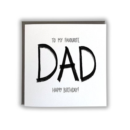 My Favourite Dad