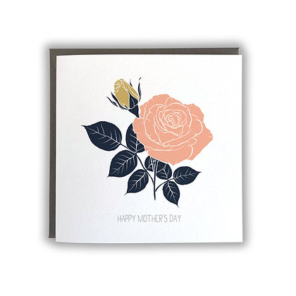 Rose Bouquet Card