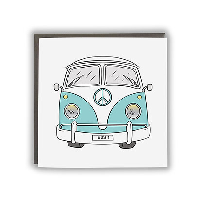 Campervan Card