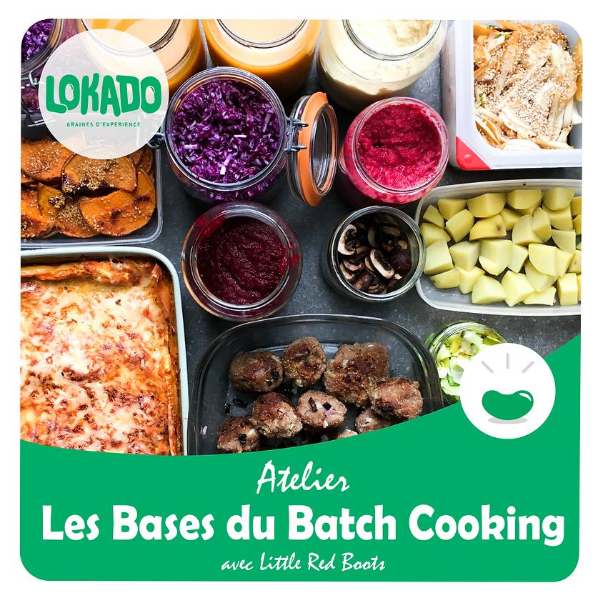 Les bases du Batch Cooking
