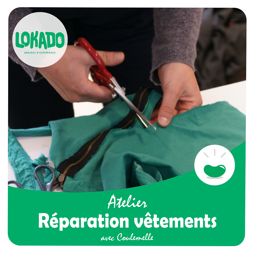 Réparation Vêtements  - Patch