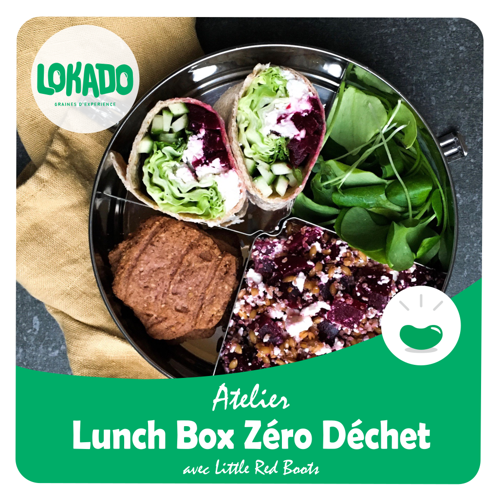 Lunch Box Zéro Déchet