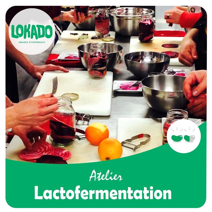 Atelier Cuisine Lactofermentation