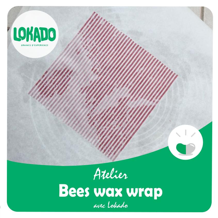 Beeswax Wrap (emballage tissu et cire d'abeille)