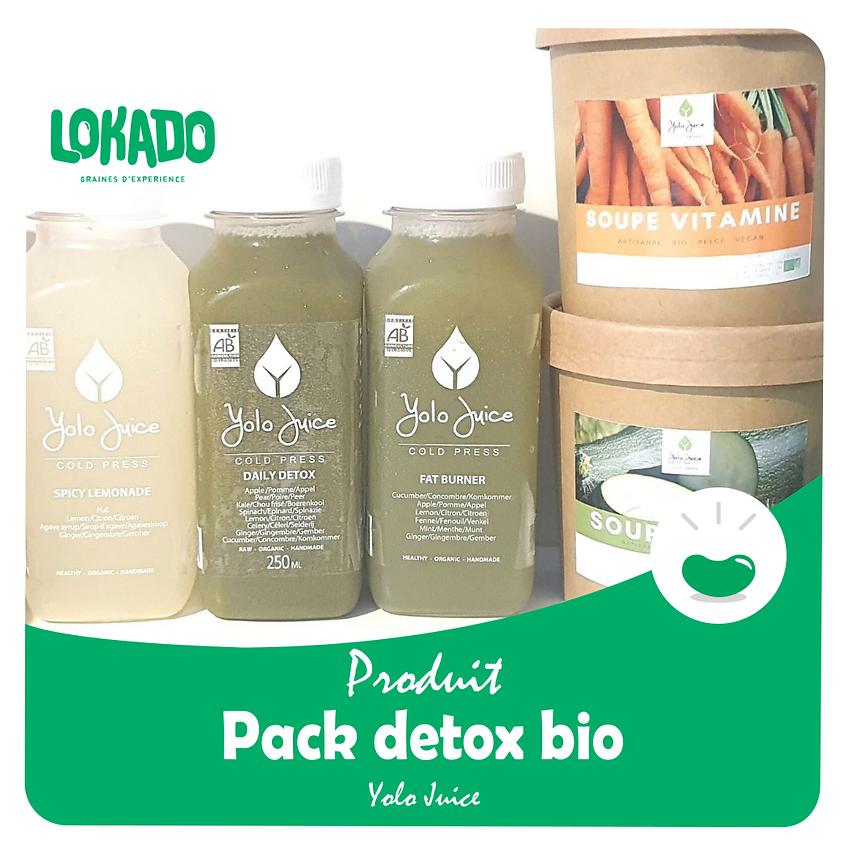 Detox Pack bio