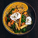 Winter Veg Nourish bowl