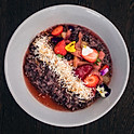 Black Rice Porridge