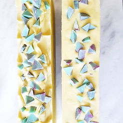 geometric soap