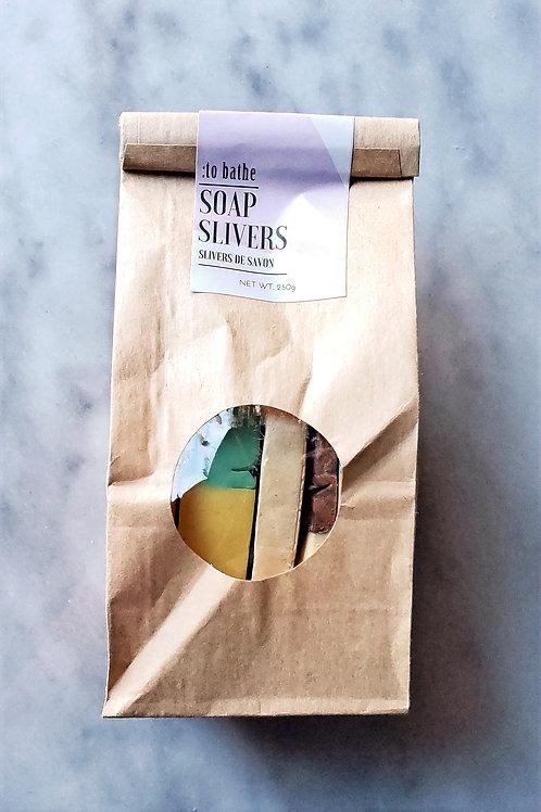 Soap Slivers - 200 g