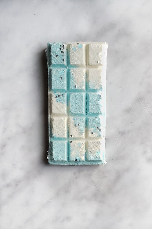 Winter Buttermint Bath Bomb Bar - 3.5oz