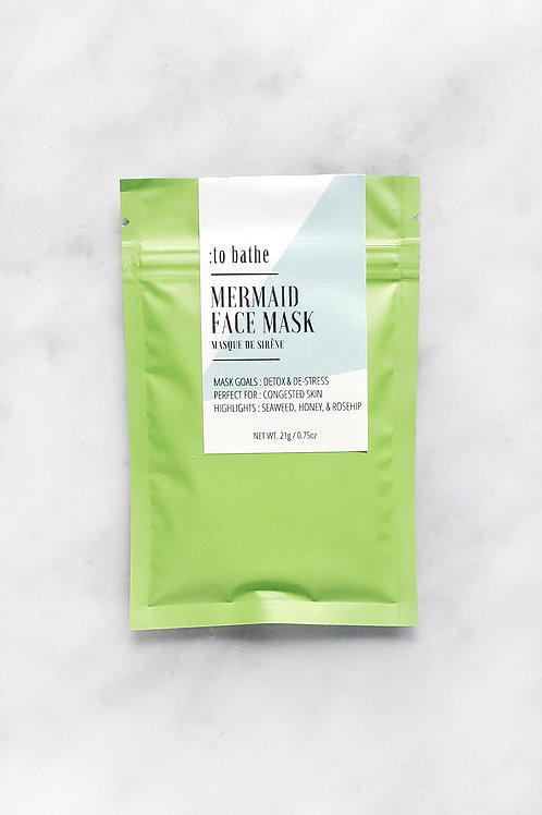 Mermaid Face Mask- 0.75oz