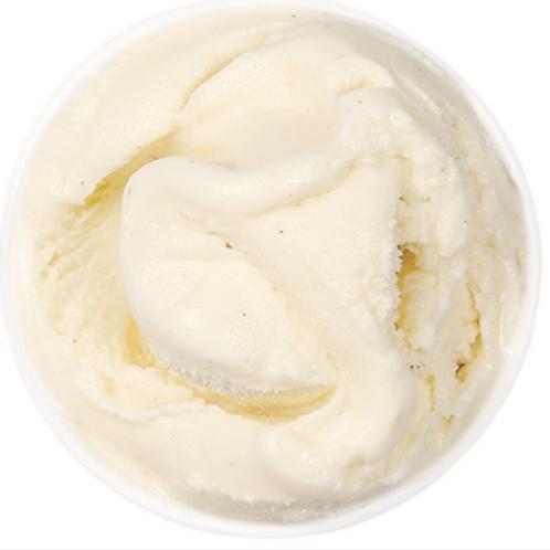 1 liter vanille ijs