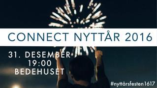 #connectnyttår16/17 !!