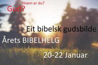 Årets bibelhelg