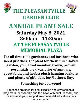 Pleasantville Garden Club Sale.JPG