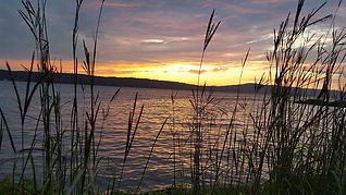 Sunset on Hudson - Dobbs Ferry.jpg