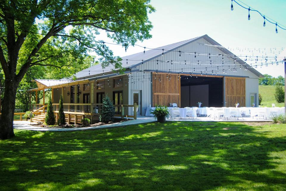Rustic Creek Building