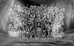 خلفية ارسنال يحتفل بكأس الاتحاد