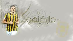 ماركينهو لاعب نادي الاتحاد السعودي