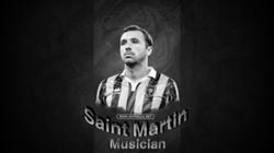 HD تصميم خلفية للاعب سان مارتين