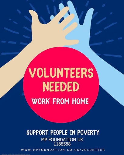 Copy of Volunteer Flyer - Made with Post