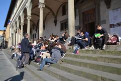 Croquis à Florence