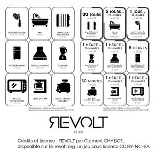 Cartes REVOLT