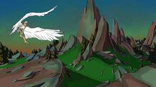 DNMADE AN2_Concept Art Mythe_Oscar Baron
