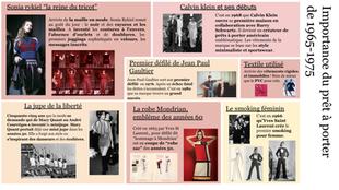 Histoire des arts et du design