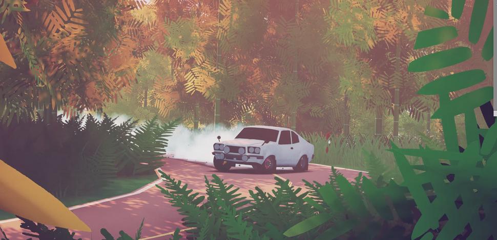 Art of Rally  Official Teaser Trailer