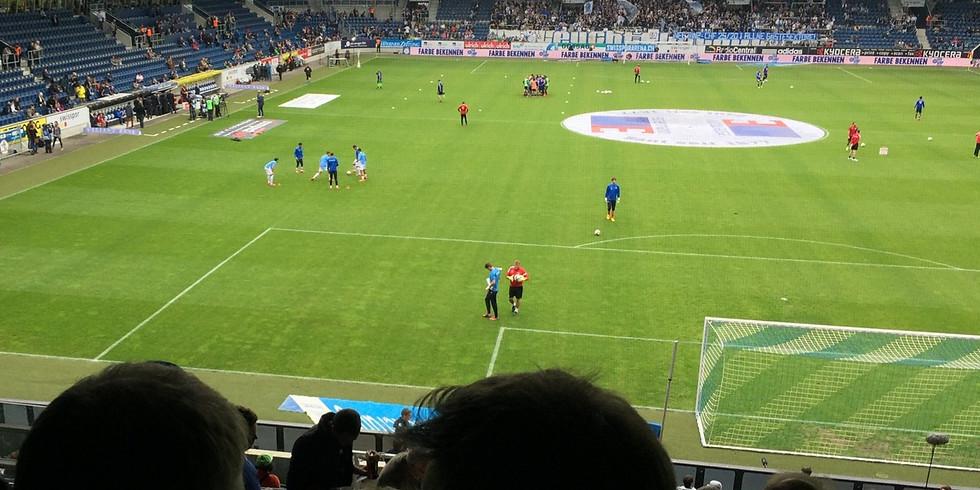 ABGESAGT Fussball EM: Schweiz - Italien