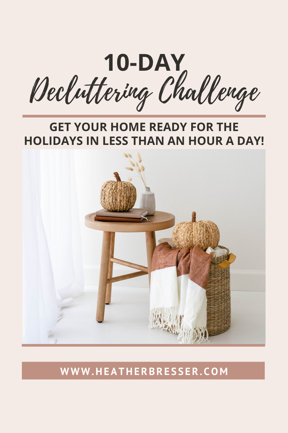 Click to join the 10-Day Declutter Challenge.