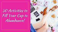 Fill Your Cup - Activity Sheet thumbnail