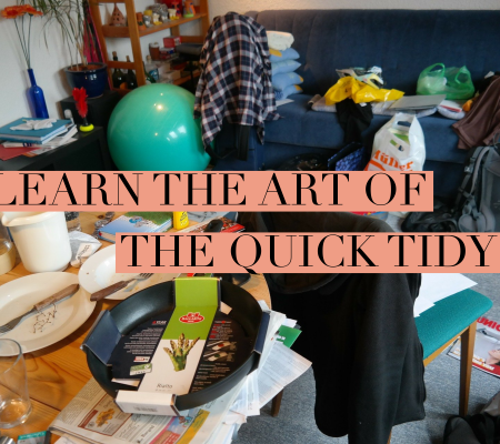 Awesome results of the Quick Tidy