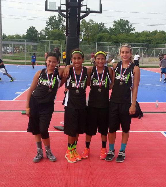 6th grade champions 3 on 3