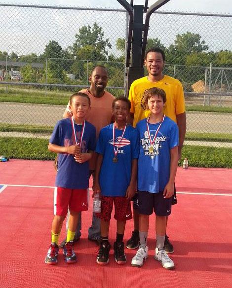 5th grade champions 3 on 3