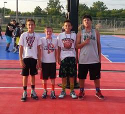 7th grade champions 3 on 3